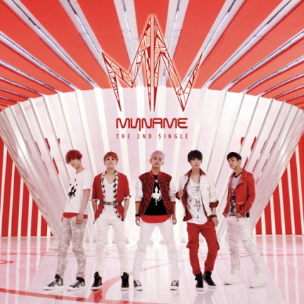 MYNAME2ndsingle